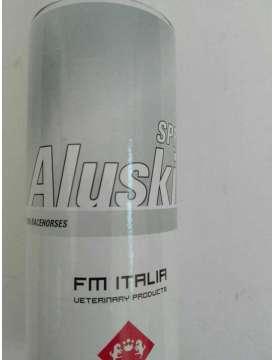 ALUSKIN SPRAY CON ALLUMINIO MICRONIZZATO PER FERITE-10803