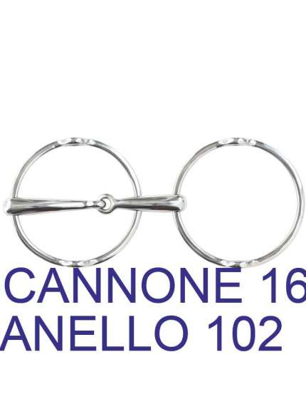 FILETTO ELEVATORE CON CANNONE DA 16MM
