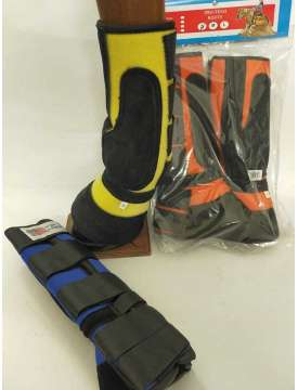 COMBINATION BOOTS PRO TECH WESTERN-11852