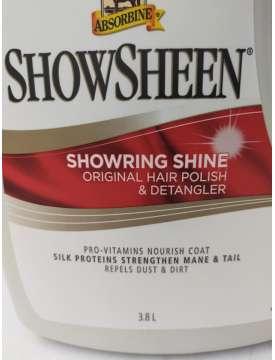SHOW SHEEN ORIGINALE DA 3,8LT-12312