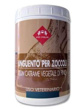 GRASSO UNGUENTO PER ZOCCOLI CON CATRAME VEGETALE DI PINO 1000 ML-1235