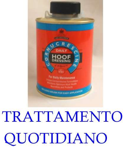 CORNUCRESCINE OLIO PER ZOCCOLI USO QUOTIDIANO