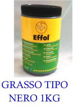 GRASSO PER ZOCCOLI EFFOL NERO-GIALLO-VERDE DA 1000 ML-1254