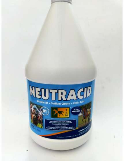 NEUTRACID TRM NEUTRALIZZA ACIDO LATTICO