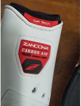 PARANOCCHE ZANDONA CARBON CON VELCRO-12938