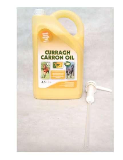 CURRAGH CARRON OIL DA 4,5 LITRI