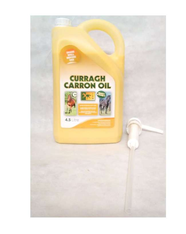CURRAGH CARRON OIL DA 4,5 LITRI