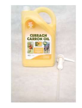 CURRAGH CARRON OIL DA 4,5 LITRI-1492