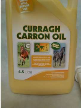 CURRAGH CARRON OIL DA 4,5 LITRI-1493