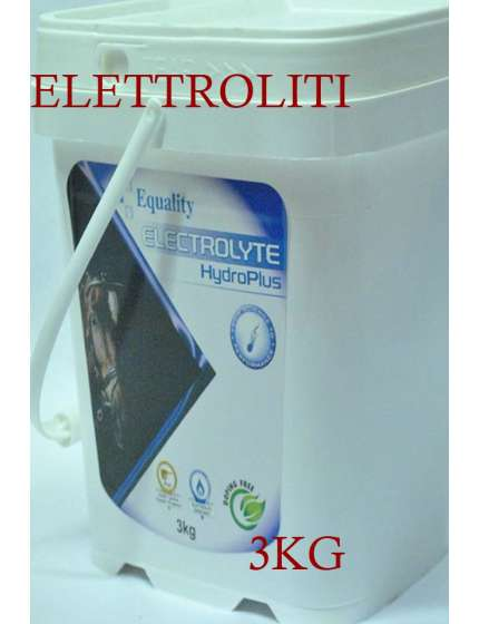 ELECTROLYTE EQUALITY HYDRO PLUS