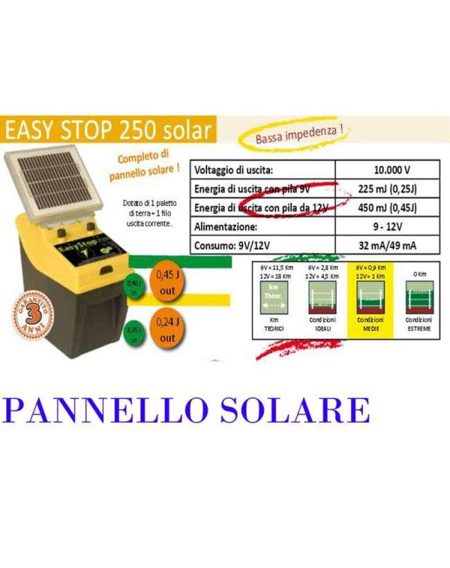 RECINTO A BATTERIA EASY STOP 250 LACME SOLAR