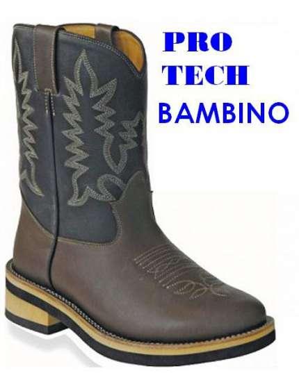 STIVALE WESTERN PRO TECH DA BAMBINO