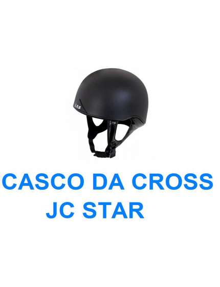 CASCO DA CROSS COUNTRY LAS HELMET JC STAR