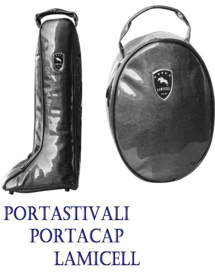 PORTASTIVALI E PORTACAP LAMICELL LINEA GOLD