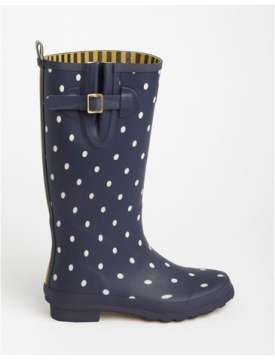 STIVALI JOULES WELLY PRINTED PALLINI