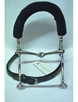 HACKAMORE CON FILETTO ALTA QUALIT?-2722