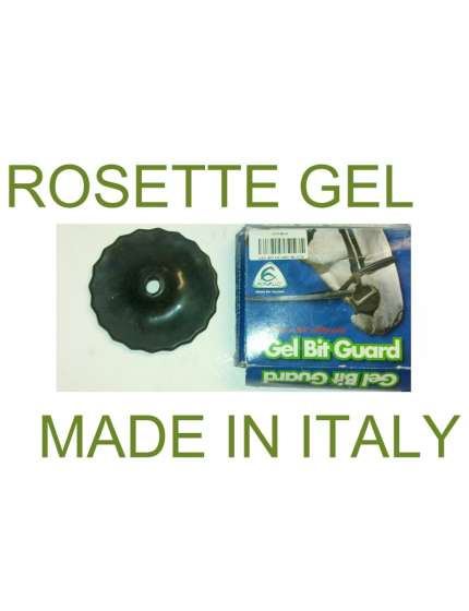 ROSETTE IN GEL PER IMBOCCATURE