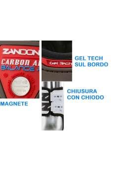 PARANOCCHE ZANDONA CARBON AIR BALANCE CON ELASTICO-3089