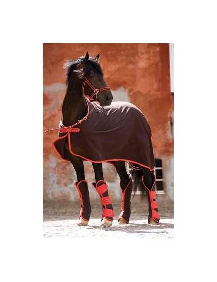 COPERTA IN PILE E MICROFIBRA HORSEWARE
