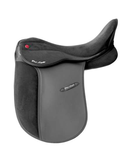 SELLA DA DRESSAGE SINTETICA PRO-LIGHT
