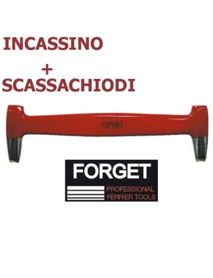 INCASSINO  FORGET INOX