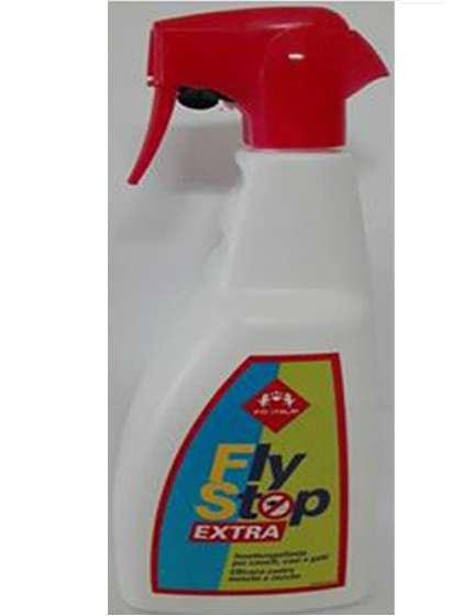 FLY STOP EXTRA REPELLENTE VIA MOSCHE E ZECCE DAL CAVALLO