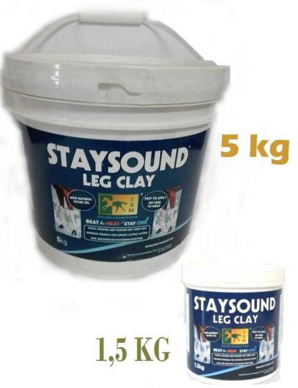 PASTA ANTIFLOGISTICA STAYSOUND DA 1,5 E DA 5 KG