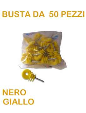 ISOLATORE A VITE PER FILO 50PZ-8806